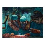 La leçon d'anatomie postcards