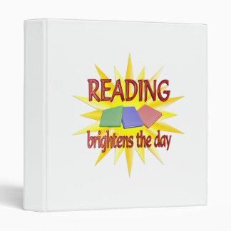 La lectura aclara días