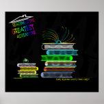 La lectura es el poster más grande de la aventura
