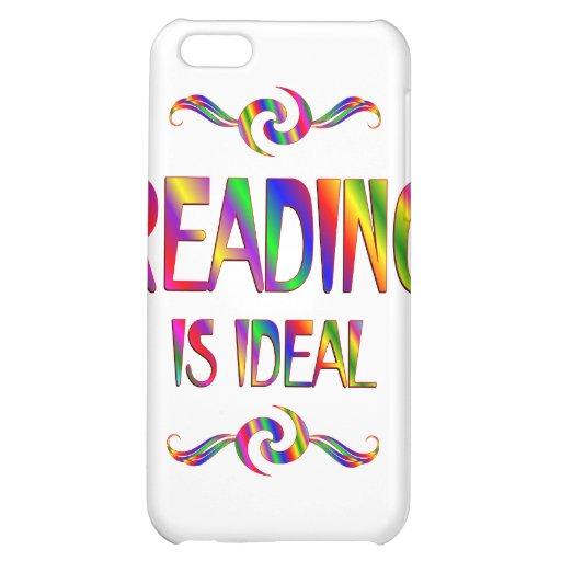 La lectura es ideal