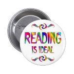 La lectura es ideal pins