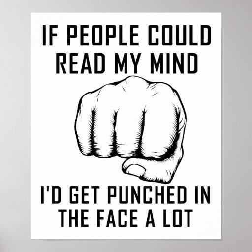 La lectura importa el perforar del poster