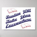 la lectura le tomará por todas partes impresiones