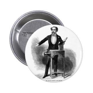 La lectura pasada de Charles Dickens Pins