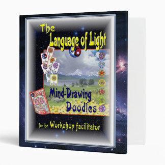 """La lengua de la luz carpeta 1"""""""