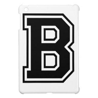 La letra B, alfabeto colegial iPad Mini Coberturas