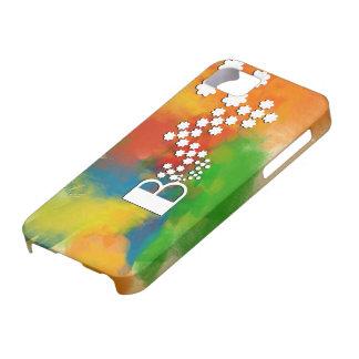 La letra B iPhone 5 Carcasa