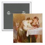 La letra de amor, 1871 pin cuadrada 5 cm