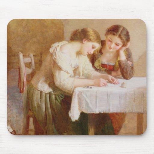 La letra de amor, 1871 tapetes de ratones