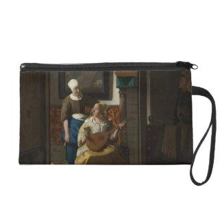 La letra de amor de Juan Vermeer
