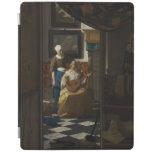 La letra de amor de Juan Vermeer Cover De iPad