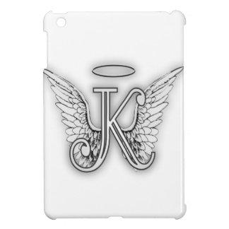 La letra inicial del alfabeto K del ángel se va