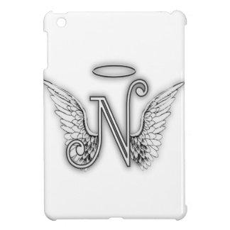 La letra inicial del alfabeto O del ángel se va