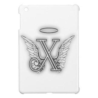 La letra inicial del alfabeto X del ángel se va