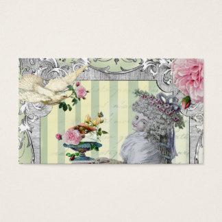 La Lettre D'amour Business Card