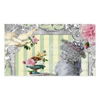 La Lettre D'amour Business Card Templates
