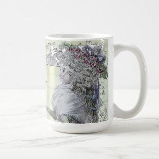 La Lettre D'amour Coffee Mug