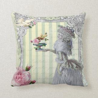 La Lettre D'amour Pillow