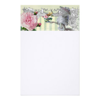 La Lettre D'amour Custom Stationery