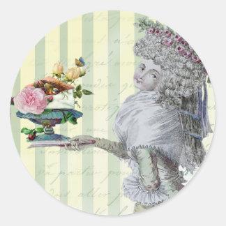 La Lettre D'amour Sticker