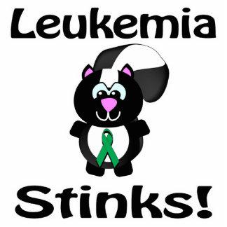 La leucemia apesta diseño de la conciencia de la m esculturas fotograficas