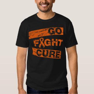 La leucemia va curación de la lucha playeras