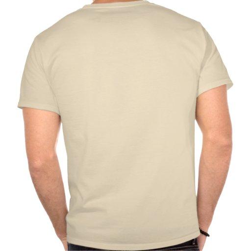 La ley como debe ser t-shirts