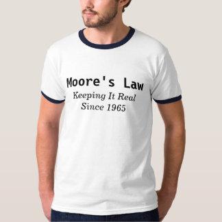 La ley de Moore que lo mantiene real desde 1965 Playeras