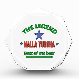 La leyenda de Malla-Yuddha