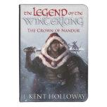 La leyenda del funcionario de Winterking enciende Funda De Kindle Touch