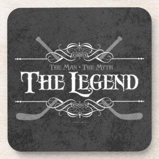 La leyenda posavasos