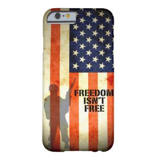 La libertad de la bandera americana no es caso