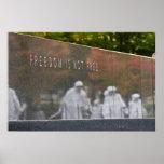 La libertad no está libre impresiones