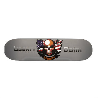 La libertad no está libre skateboards
