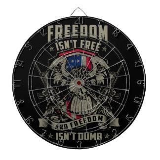 La libertad no está libre, y la libertad no es