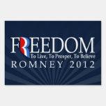 La libertad, vive, prospera, Belive, Favorable-Rom