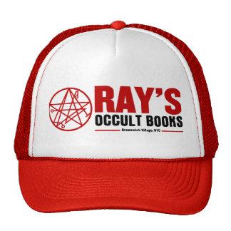 La librería oculta del rayo gorra