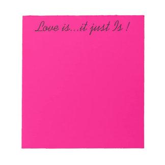 la libreta, amor es #230 libretas para notas