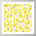La limonada rosada por Origami imprime la impresió Impresiones