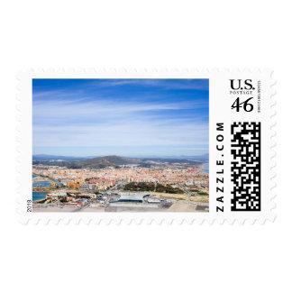 La Linea de la Concepcion in Spain Stamp