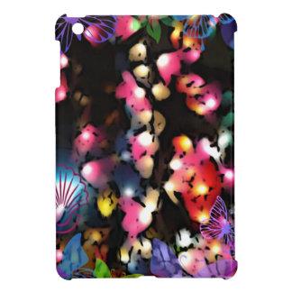 La linterna colorida enciende arte de la foto iPad mini cárcasas