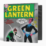 "La linterna verde quita el anillo carpeta 1 1/2"""