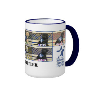 La litera del honor concede la taza