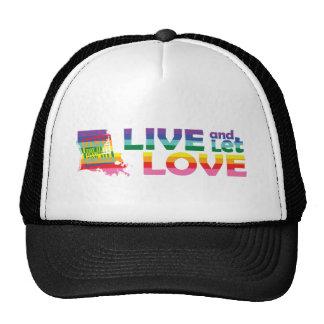LA Live Let Love Hats