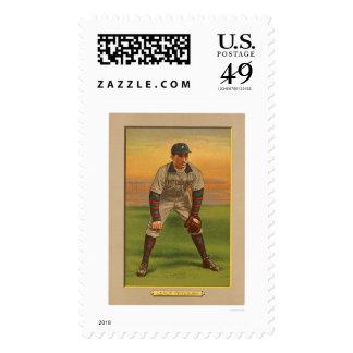 La lixiviación de Tommy piratea el béisbol 1911 Sellos
