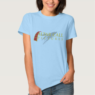La llamada del altar representa la camiseta de las remera