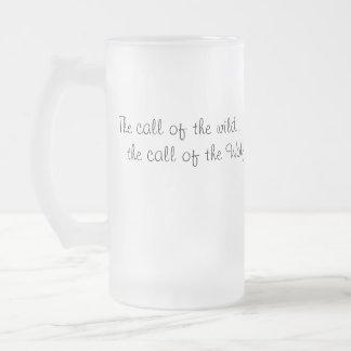 """""""La llamada del salvaje """" Tazas De Café"""
