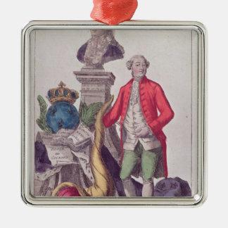 La llamada Jacques Necker del 16 de julio de 1789 Ornamentos De Reyes