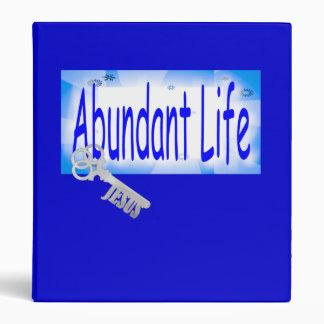 """La llave a la vida abundante v2 (Juan 10: 10) Carpeta 1"""""""