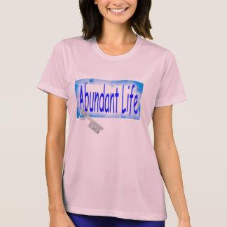 La llave a la vida abundante v2 (Juan 10: 10) Camisetas